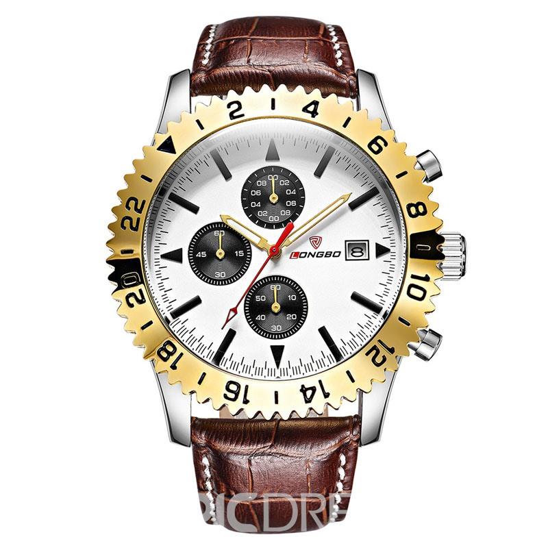 Ericdress Sport Single Calendar Mens's watch