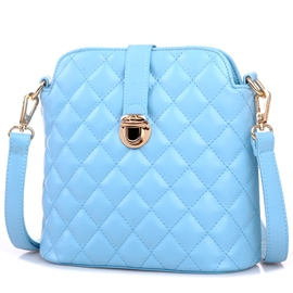 Ericdress Quilted Lining Thread Shoulder Bag