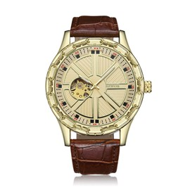 Ericdress exquisite atuomatic mechanische Herrenuhr