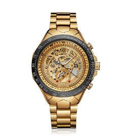 Ericdress Vintage Case Automatic Watch for Men