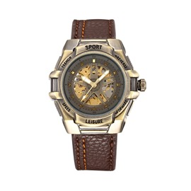 Ericdress Retro Style Causal Men's Sport Waistwatch