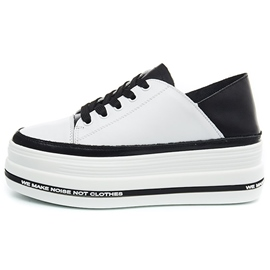 Ericdress Concise Color Block Platform Sneakers