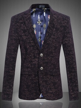 Ericdress Quality Vogue Casual Men's Blazer