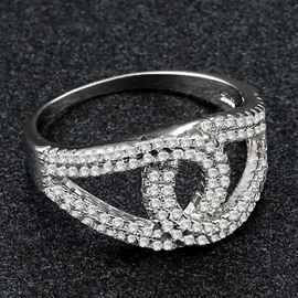 Ericdress Unique Design S925 Sterling Silver Women's Ring