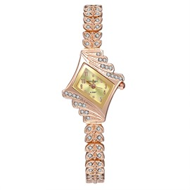 Ericdress Cheap Diamante Quartz Wristwatch