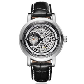 Ericdress Business Style Waterproof Men's Mechanical Watch