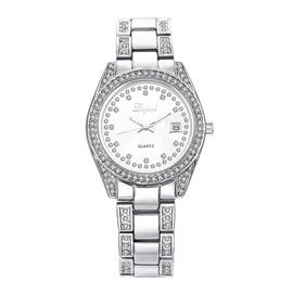 Ericdress High-End Diamante Strap Quartz Watch for Women