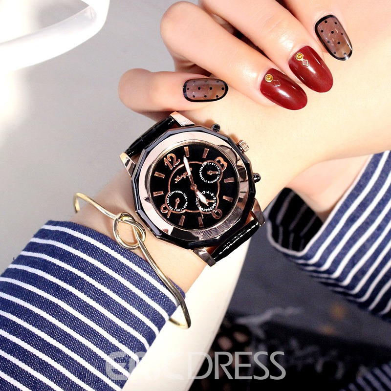 Ericdress Trendy Quartz Women's Watch
