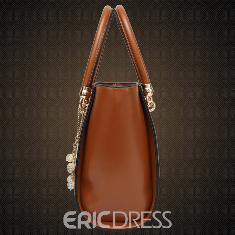 Ericdress Vintage Thread Decorated Wing Handbag