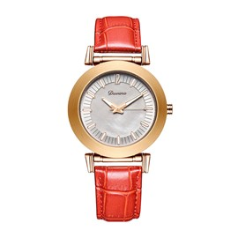 Ericdress Luxury Genuine Watchband Quartz Watch for Women