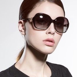 Ericdress Anti UV Polarized Sunglass for Women