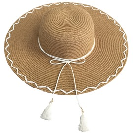 Ericdress Bowtie Decorated Leisure Sunhat