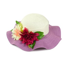 Ericdress Flower Summer Sunhat for Women