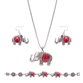 Ericdress Elephant Design Women's Jewelry Set