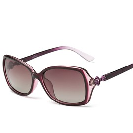 Ericdress Vintage Polarized Sunglasses for Women