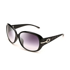 Ericdress Elegant Rhinestone Polarized Sunglasses