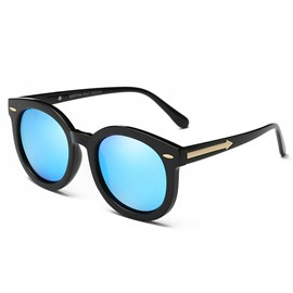 Ericdress Full Frame Golden Arrow Sunglass