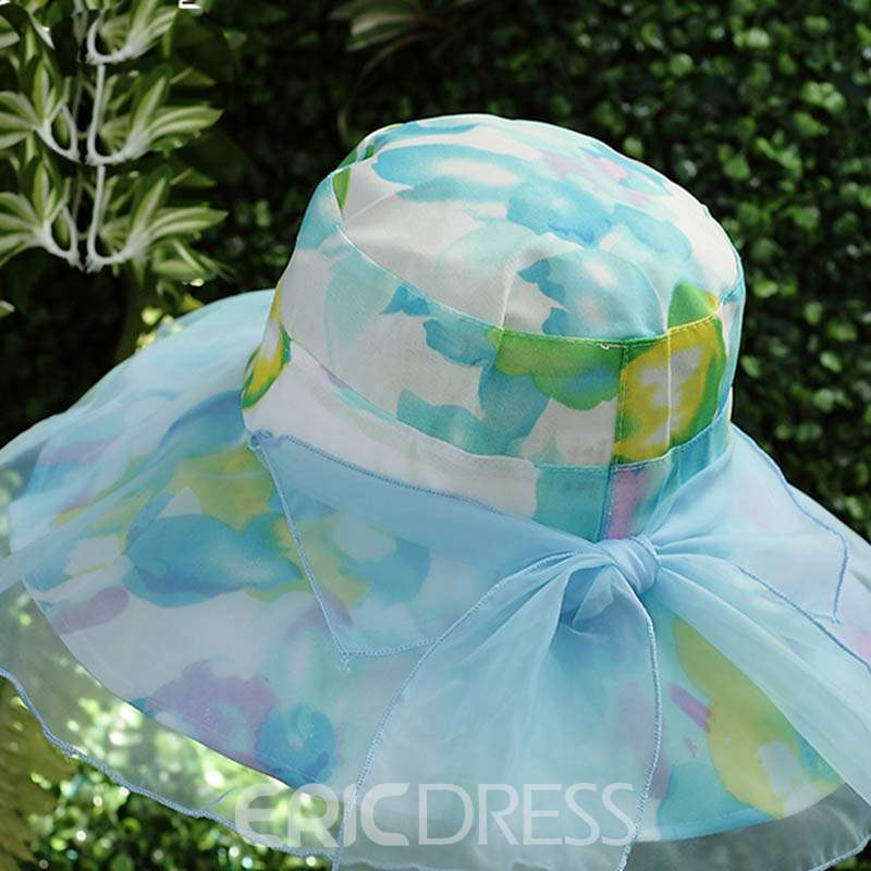 Ericdress All Match Casual Foldable Anti UV Women's Sunhat