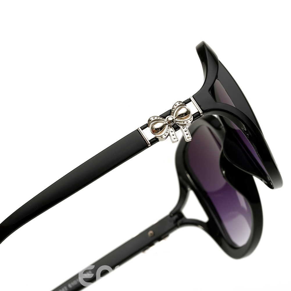 Ericdress Vintage Butterfly Decorated Women's Sunglass