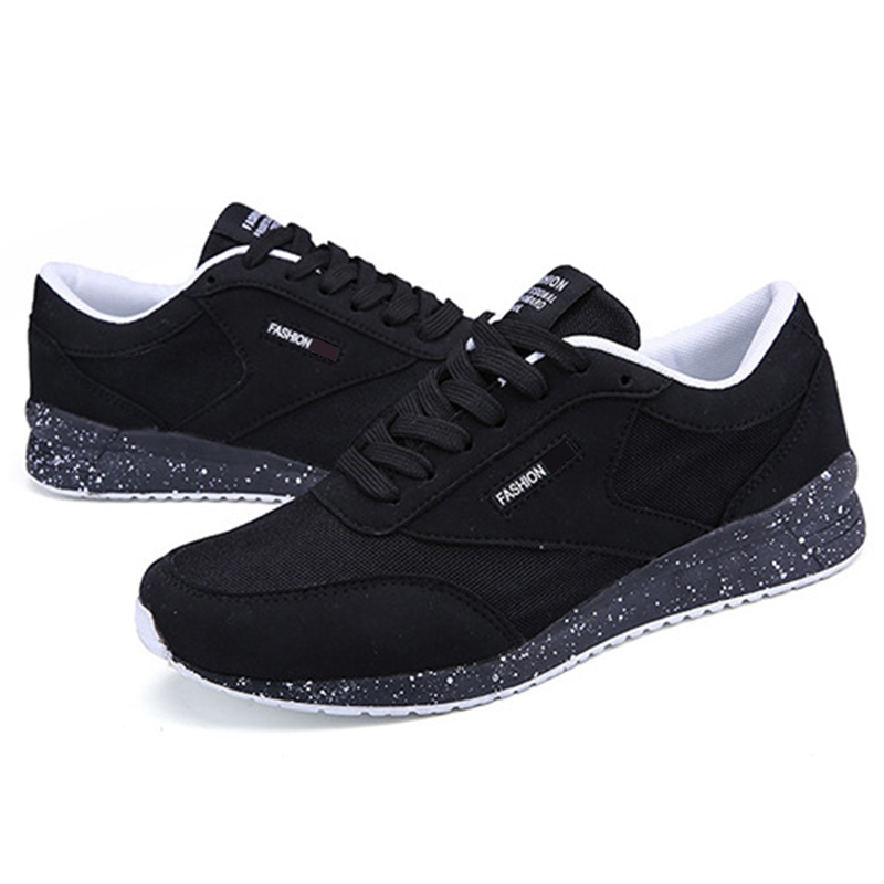 Ericdress Mesh Contrast Color Men's Athletic Shoes