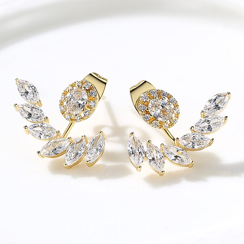 Ericdress All Match Diamante Ear Cuff for Women