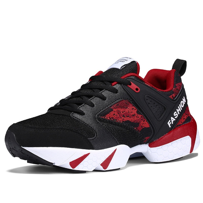 Ericdress Breathable Antiskid Men's Athletic Shoes