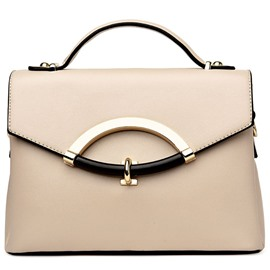 Ericdress Elegant Pure Color Handbag