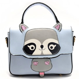 Ericdress Novelty Color Block Animal Applique Handbag