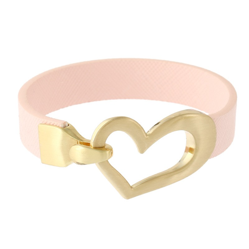 Ericdress All Match Heart Bracelet Alloy Bracelet