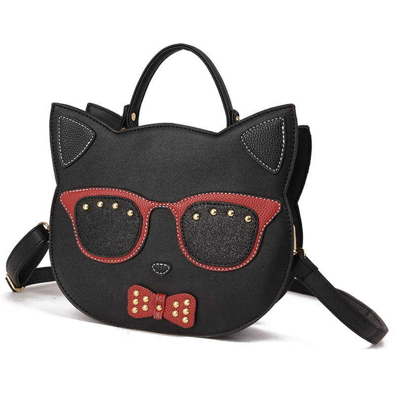 Ericdress Cute Animal Applique Handbag