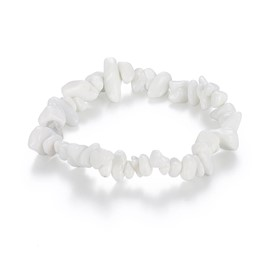 Ericdress Pure White Stone Women's Bracelet