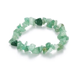 Ericdress Leisure Green Stone Fashion Bracelet