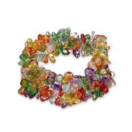 Ericdress Retro Colorful Crystal Fashion Bracelet