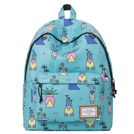 Ericdress Original Fuzzy Fruit Print Backpack