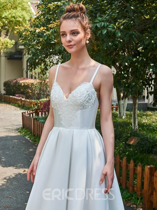 Ericdress A-Line Garden Wedding Dress