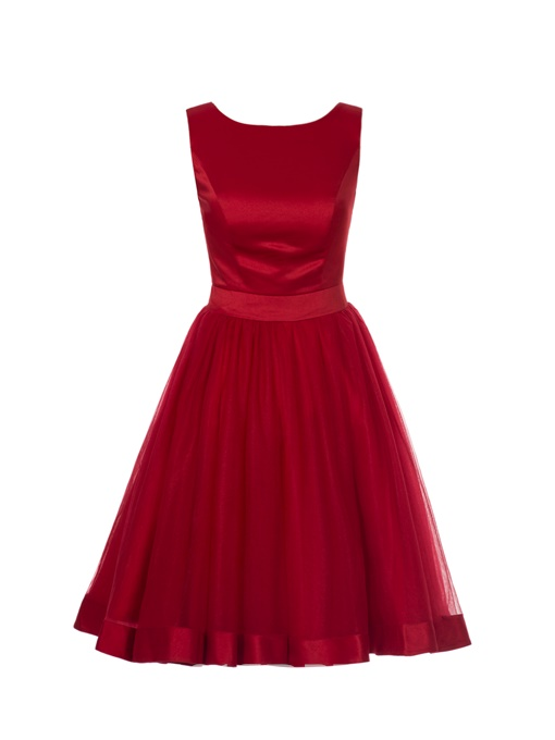Ericdress A-Line Bowknot Short Homecoming Dress