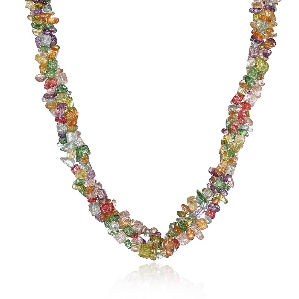 Ericdress Splendid Small Stones Women's Necklace