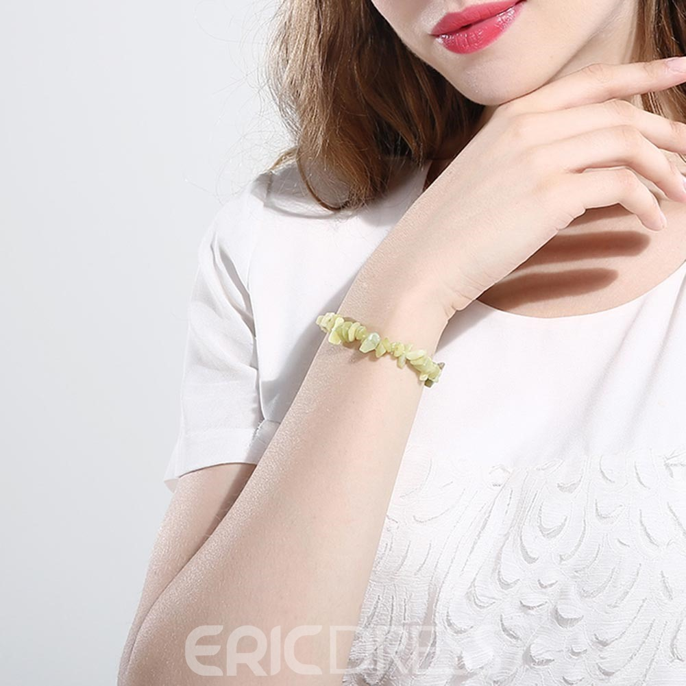 Ericdress Leisure Solid Color Women's Bracelet
