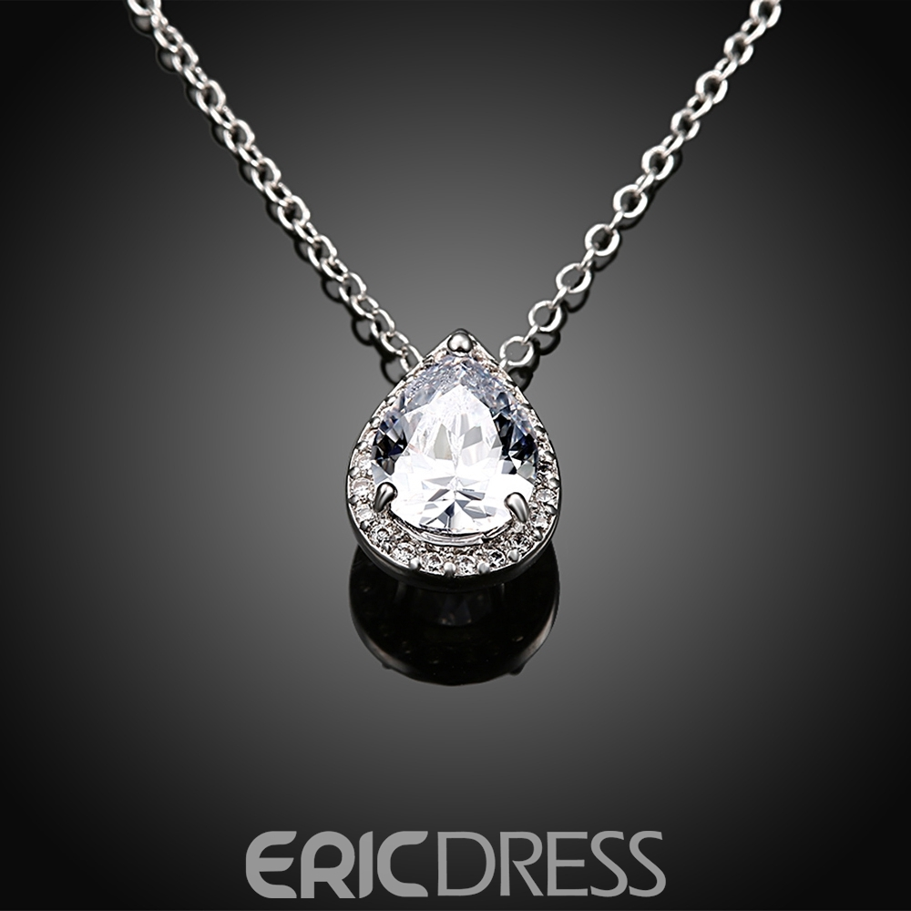 Ericdress Popular Tear of Angel Pendant Necklace
