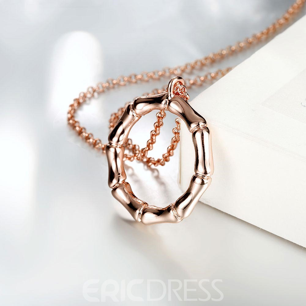 Ericdress Brief OL Style Pendant Necklace
