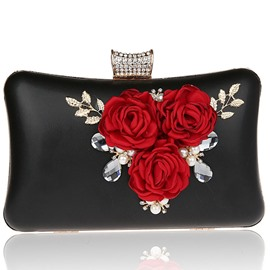 Ericdress Banquet PU Clutches & Evening Bags