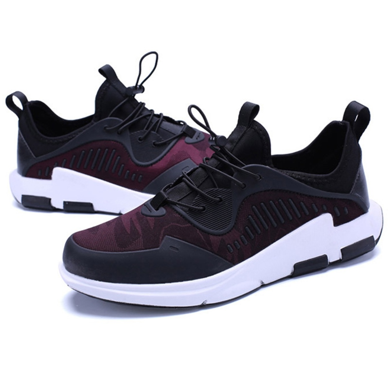 Ericdress Plain Mesh Patchwork Men's Athletic Shoes