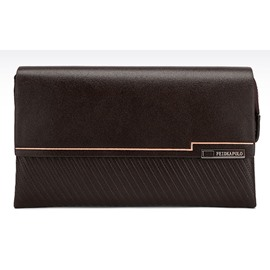 Ericdress All-match Stripe Men's Wallet