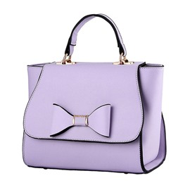Ericdress All-match Bowtie Adornment Women Handbag