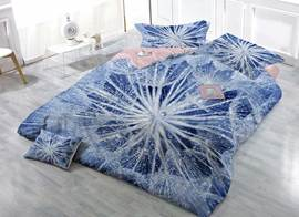 3D Dandelion Printed Cotton 4-Piece Bedding Sets/Duvet Covers