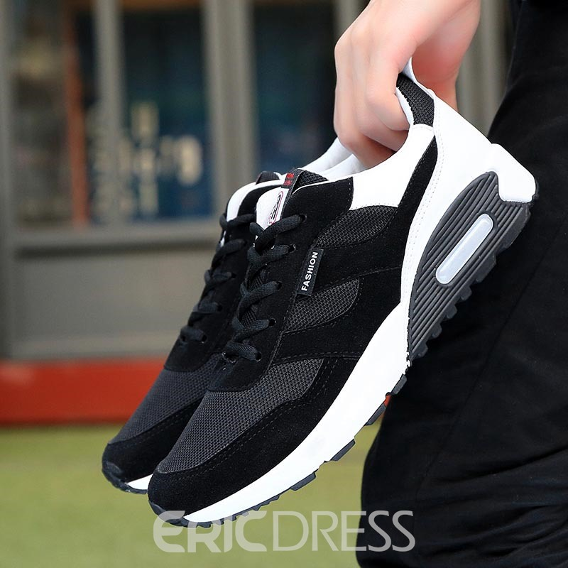 Ericdress Summer Mesh Lace up Men's Athletic Shoes