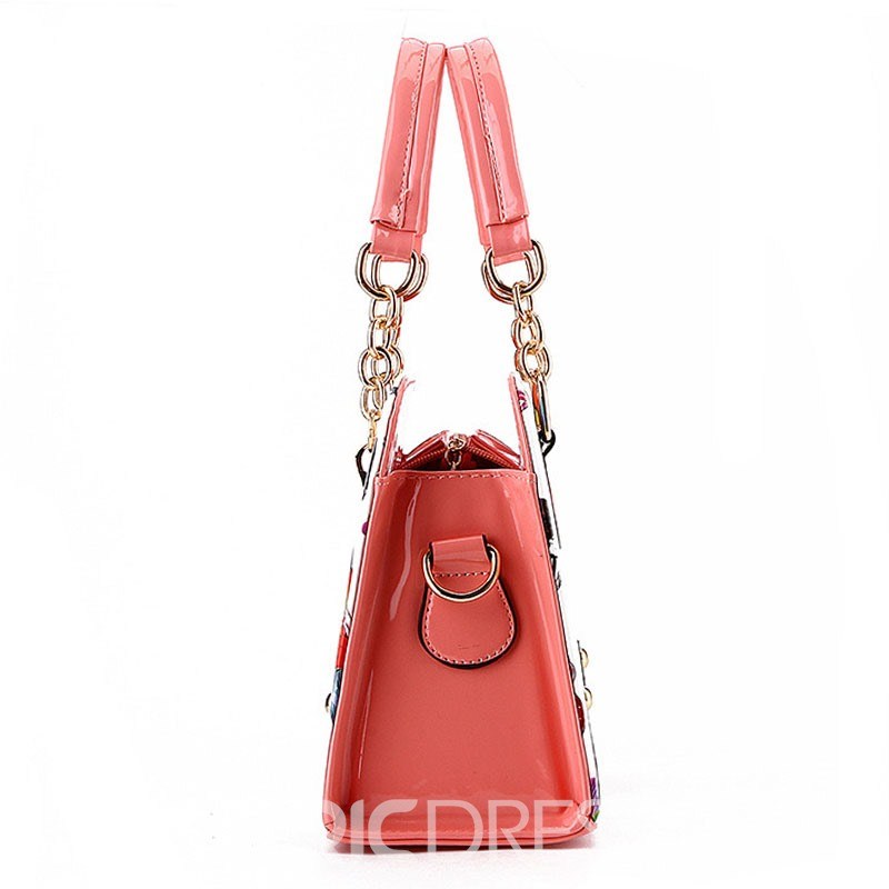 Ericdress Fashionable Lady Pattern Handbag
