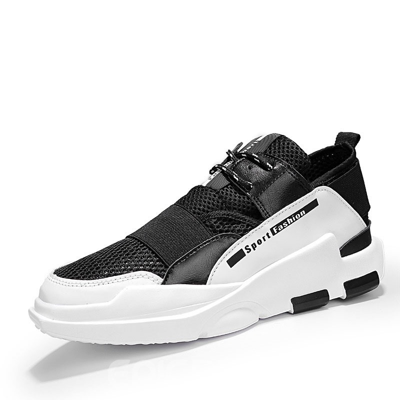 Ericdress Fashion Mesh Breathable Mens Sneakers