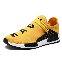 Купить со скидкой Ericdress Bright Mesh Slip on Mens Sneakers