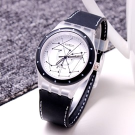 Montre homme ericdress new style